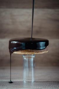entremets faits maison, à base de mousse, léger en bouche, chocolaterie colombet, riom
