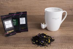 Les thés et infusions de la chocolaterie colombet